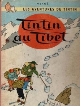 Tintin in Tibet, by Hergé