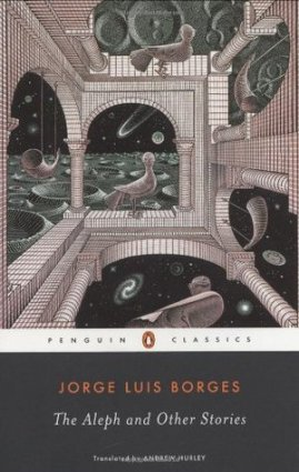 The Aleph, by Jose Luis Borges, in his collection of short stories.