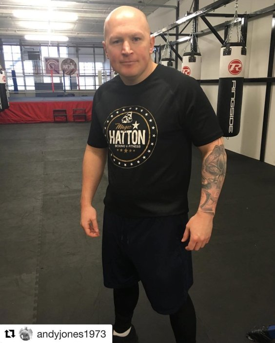 Magic Hattons Boxing & Fitness Club