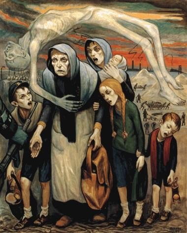 Les Vivres Des Morts Pour Les Vivants : vivres, morts, vivants, David, Olère
