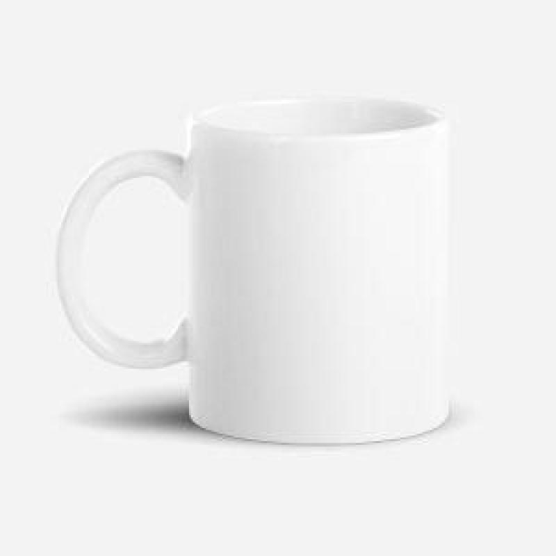 Design Studio White Glossy Mug