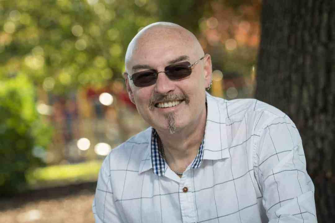 Mark Shannon of Martian Creative