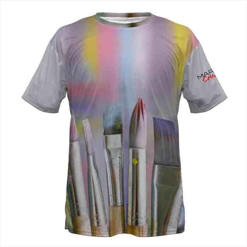 Martian Creative™ Brushes T-Shirt