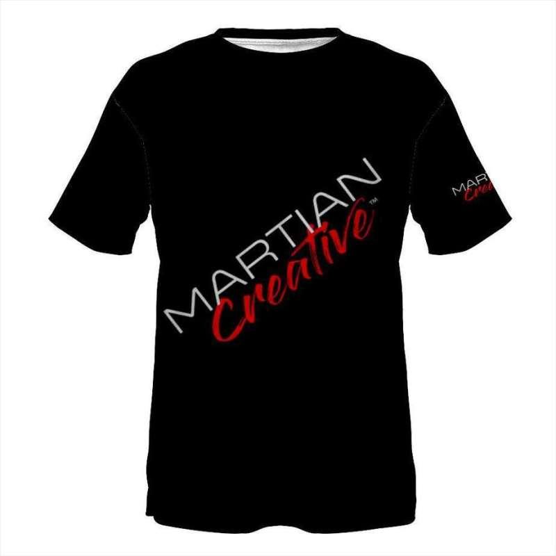 Martian Creative™ Hero Logo T-Shirt