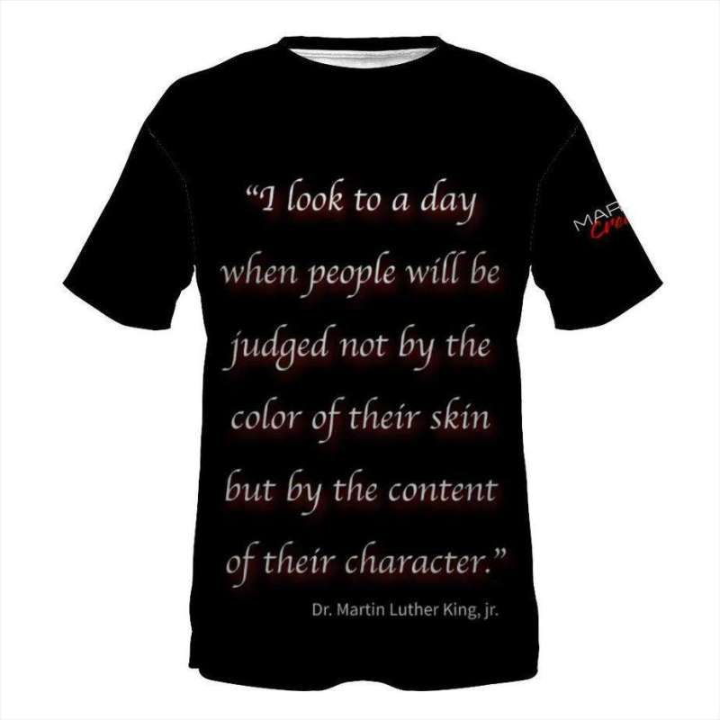 Content of Character T-Shirt