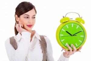 Registro jornada de trabajo
