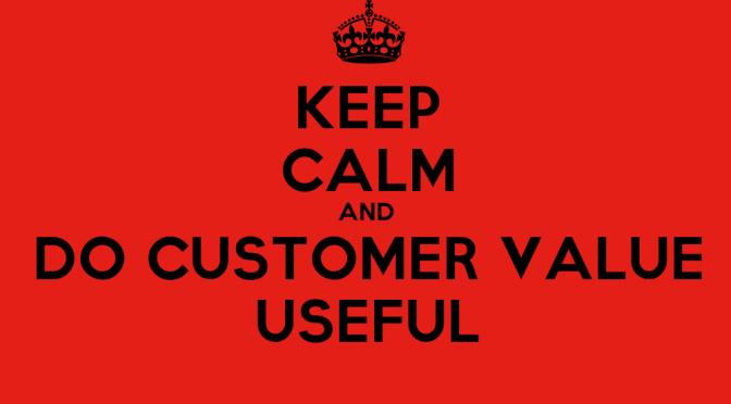 ¿Para qué sirve la segmentación de clientes por valor?