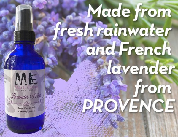 description of french lavender mist spray