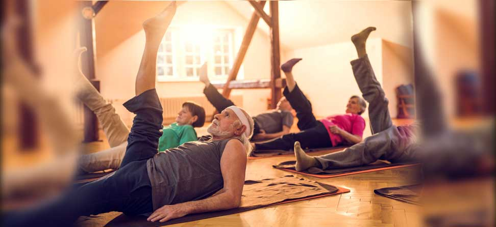 Core Conditioning Classes - Marti Ewing Recuperative Yoga - Houston