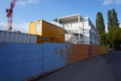 Construction site Olympic House Lausanne April 2017 (16)