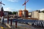 Construction site Olympic House Lausanne April 2017 (2)