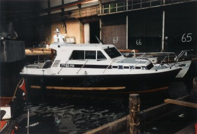 Aquastar 27ft