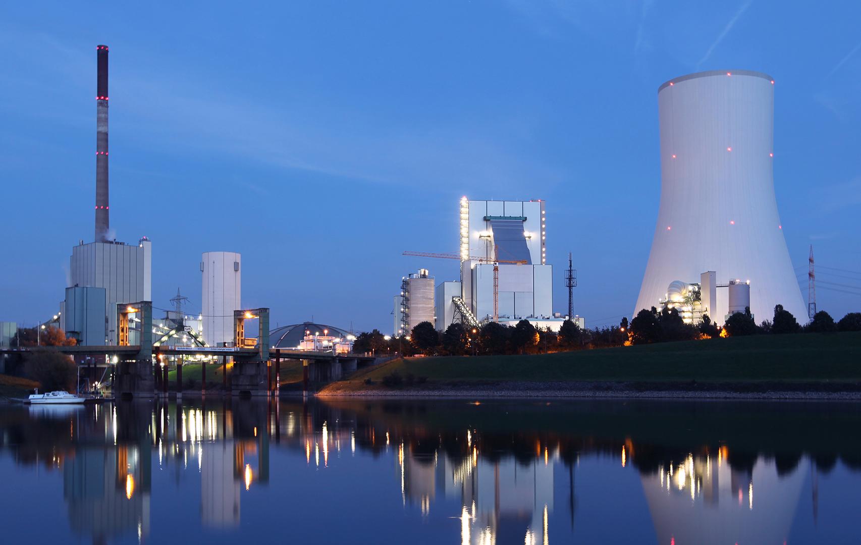 Steag Kraftwerk Walsum