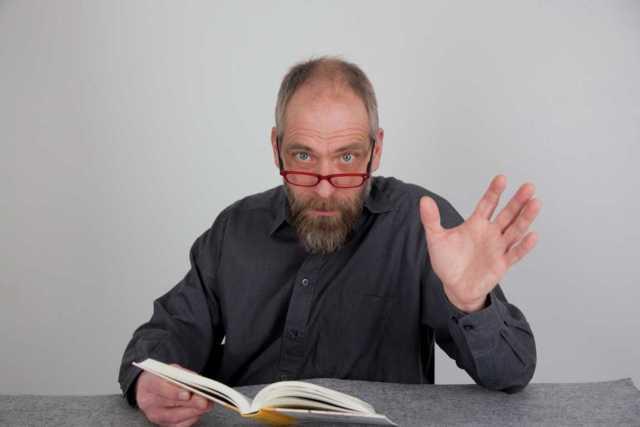 Martin Menner - Lesungen