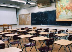 Image d'une salle de classe