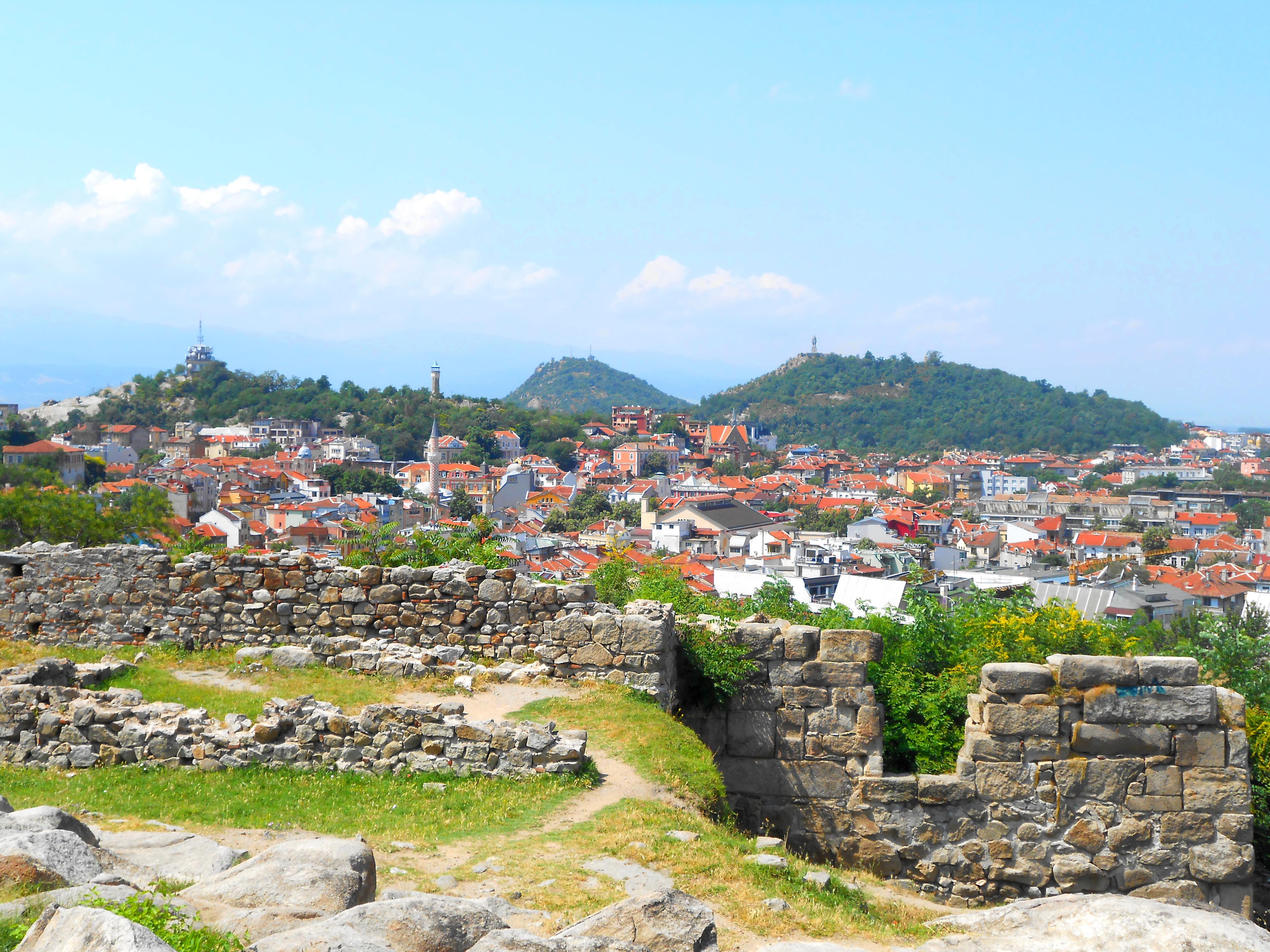 Plovdiv, město mnoha tváří