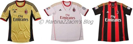 PHOTOS - Milan's Official 2013-2014 Jerseys (3)