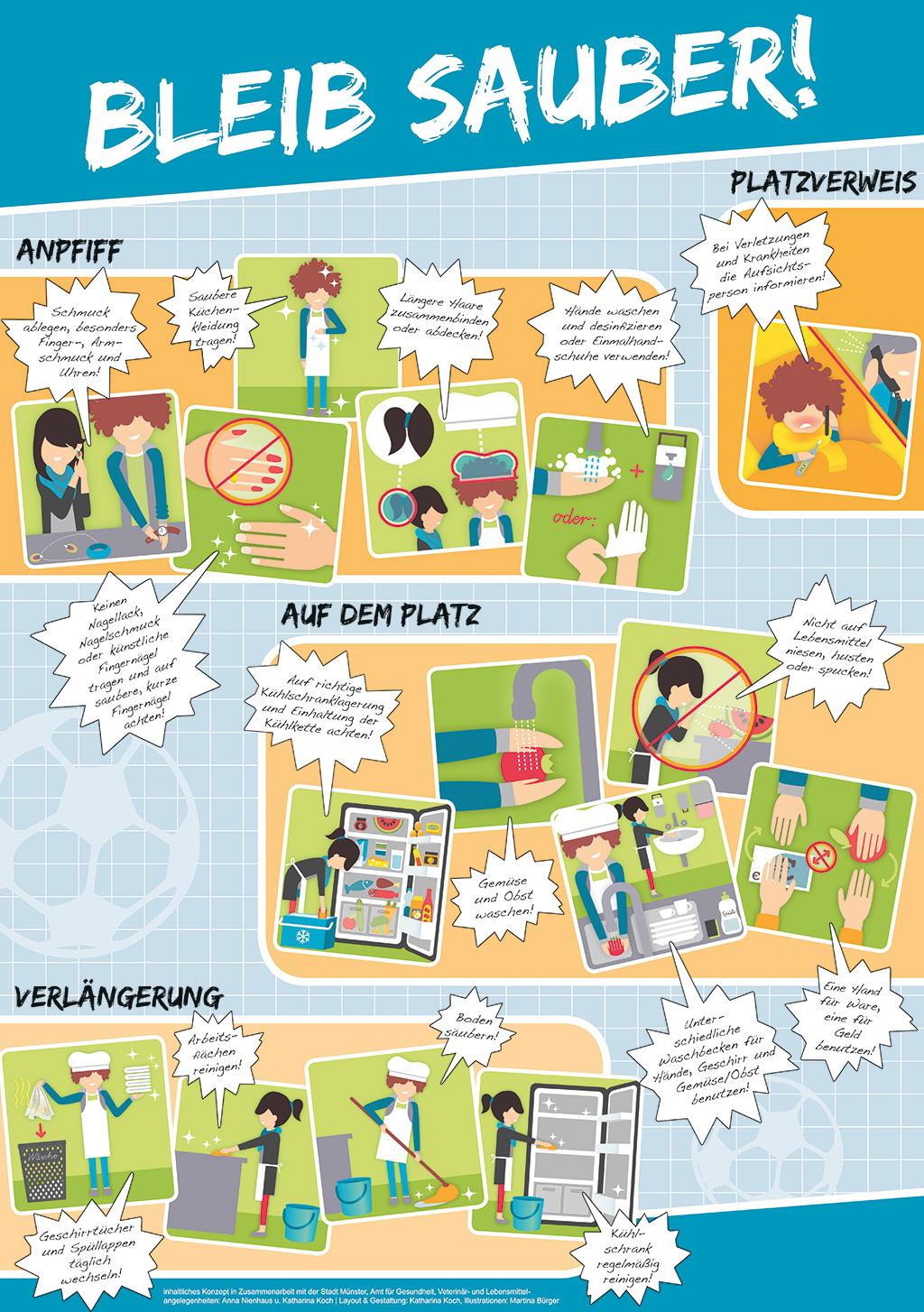 Hygieneregeln In Der Küche Mit Kindern  Picknick Mit Kindern