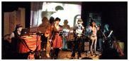 Live con Memorie dal Sottosuono, Teatro del Navile (Bo) Gennaio 2014