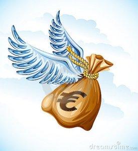 sacco-di-volo-di-euro-soldi-con-le-ali-14439389
