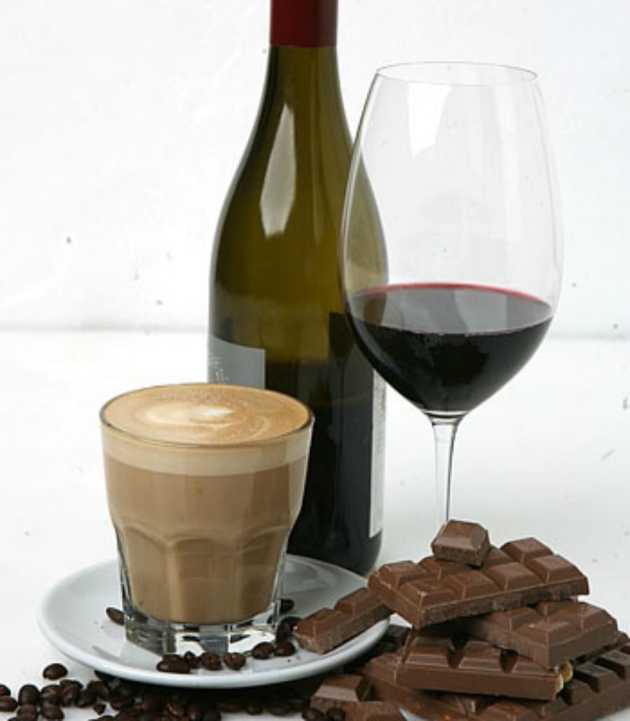 CoffeeWineChoc