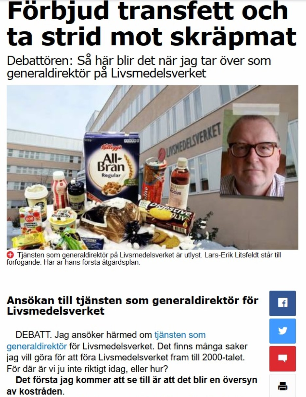 Lars-Erik Litsfeldt