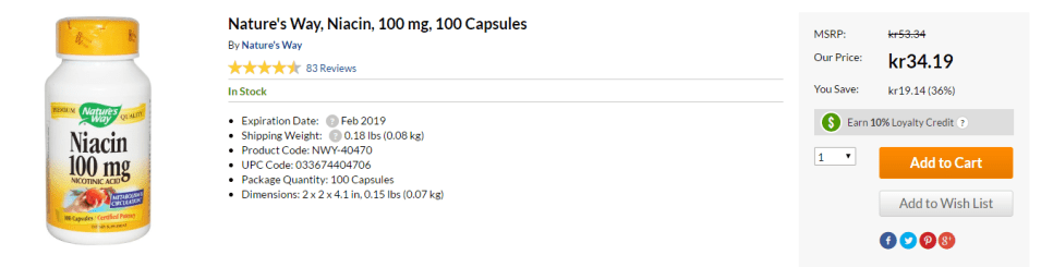 niacin-1