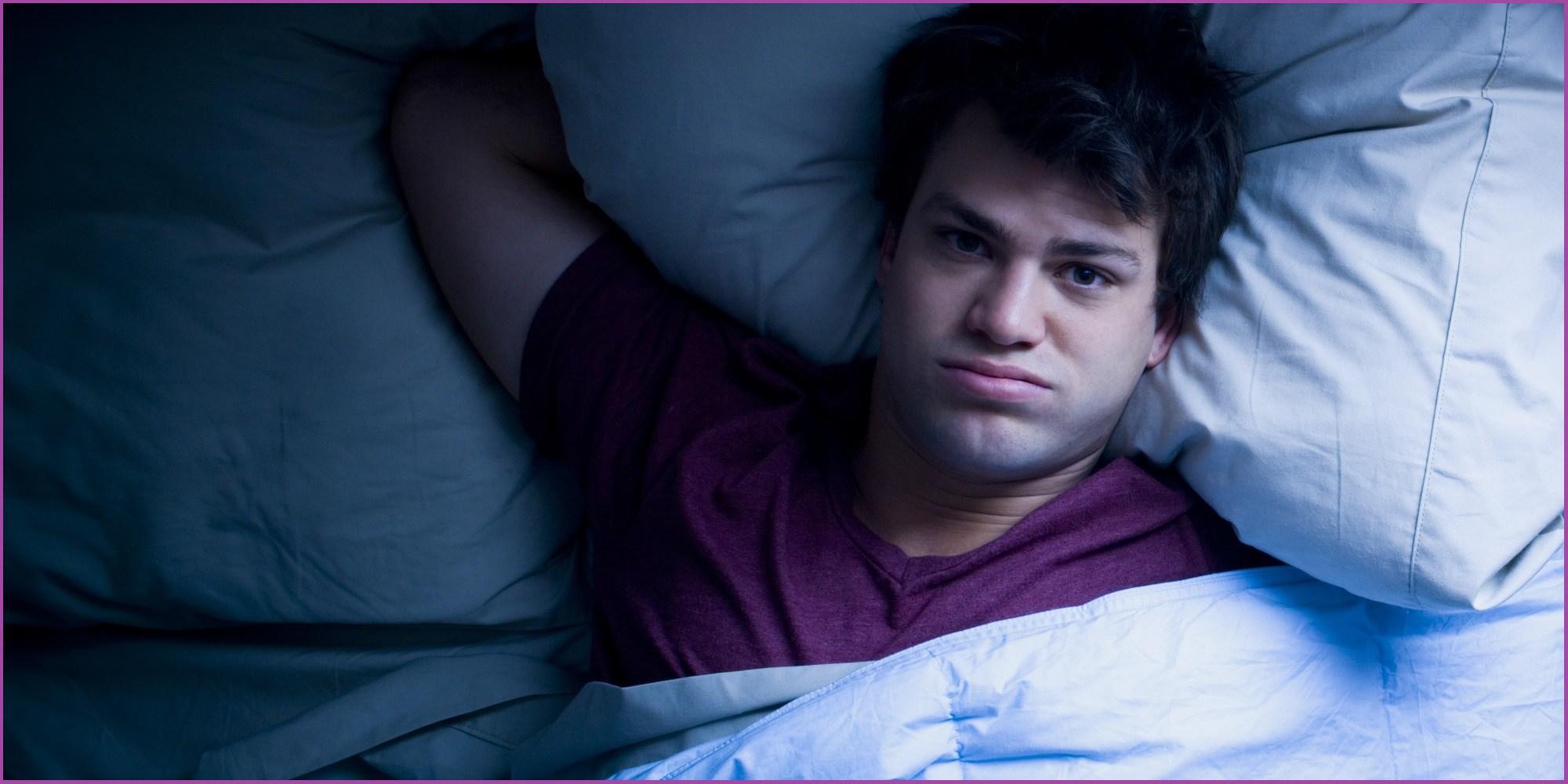 vaknar med hjärtklappning på natten