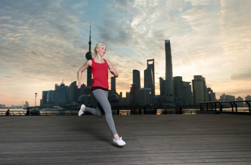 3 år i Kina