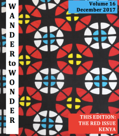 December 2017 Newsletter Cover