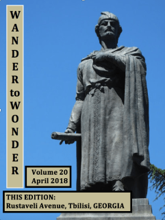 Cover April 2018 Newsletter