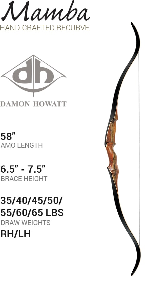 Damon Howatt Savannah Longbow