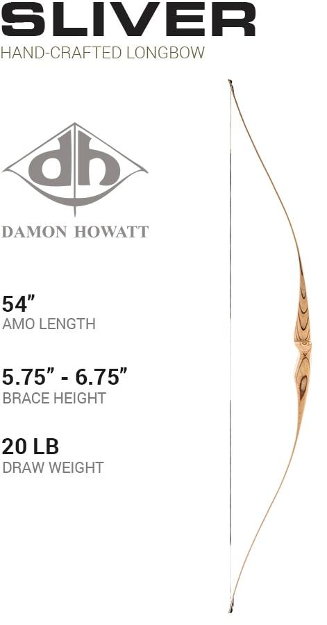 Damon Howatt Traditional Bows