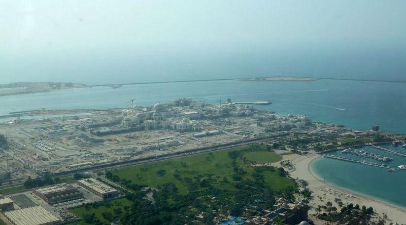 Abu Dhabi City View