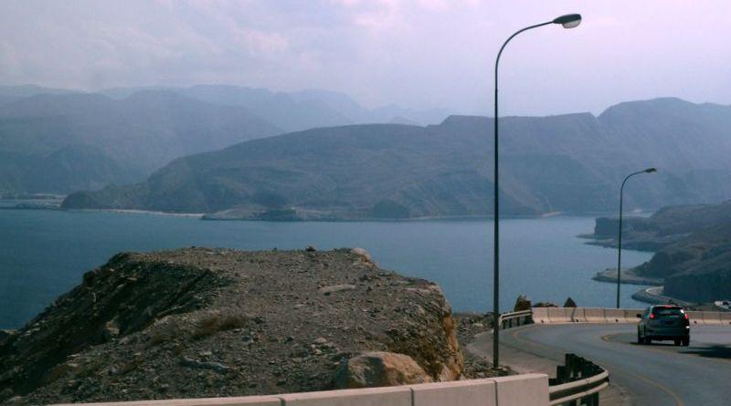 Near Khasab