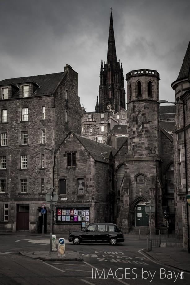 Edinburgh Taxi image