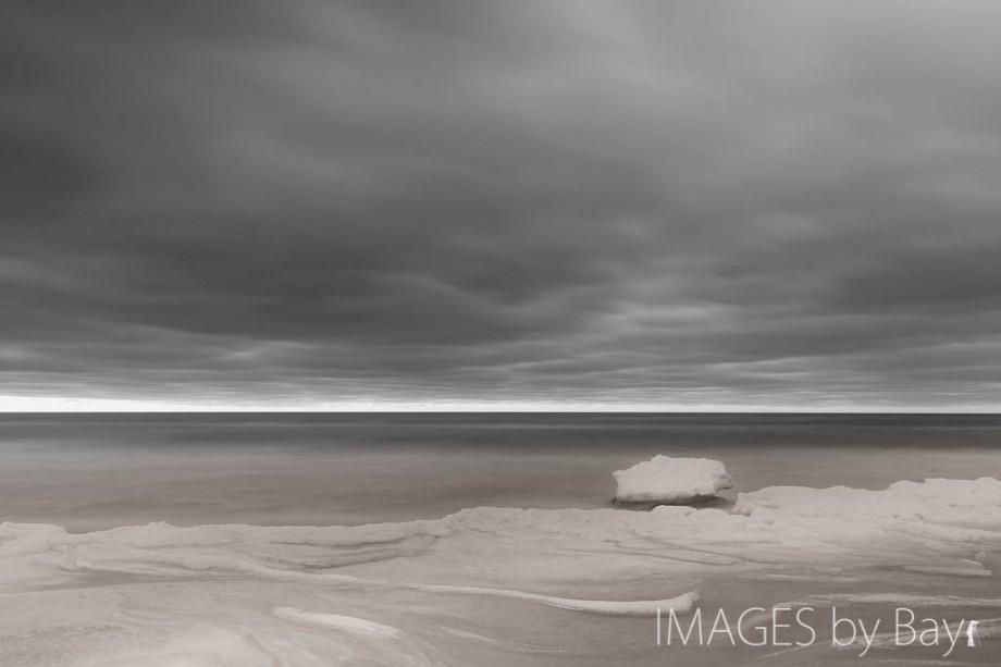 Winter in Denmark - Cold Sea