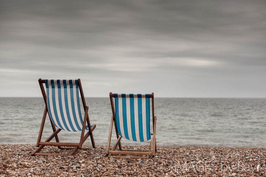 Deck Chairs Brighton Beach