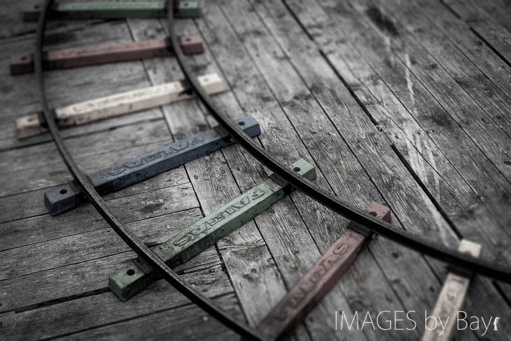 Wherever you go - Miniature Tracks - Martin Bay Photography