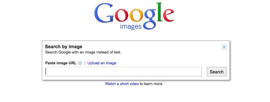 Google Images Search Screenshot