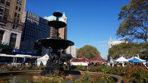some plaza