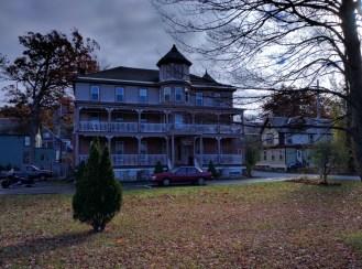 Some old Inn.