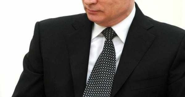 Vladimir Putin en el 2016. Fuente: Kremlin.ru