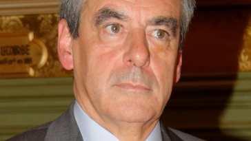 François Fillon. Fuente: Wikipedia. Autor: Thomas Bresson