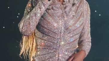 Beyonce. Fuente: Wikipedia. Autor: Rocbeyonce