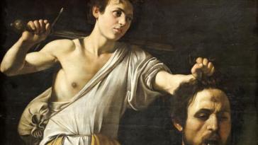 DAVID GOLIAT kIdF U201111563982eOG Puzzle del Día: David y Goliat, de Caravaggio
