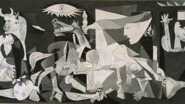 DE00050 1 Puzzle del Día: El Guernica de Picasso