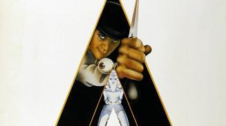 """Imagen de la película """"La naranja mecánica"""""""