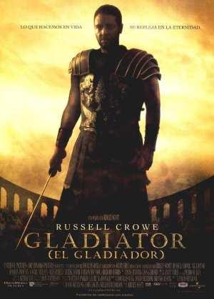 """Póster de la Película """"Gladiator"""""""