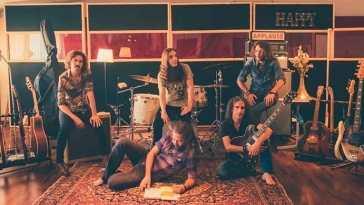 "rriver019dic 2 2 210521 La banda onubense Rusty River presenta su segundo Lp ""Holy Basil Blues"""